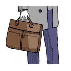 Мужские сумки из натуральной кожи от известных брендов во все времена были на пике моды. Хорошая мужская кожаная сумка украсит ваш гардероб и станет важным аксессуаром для любого стиля одежды.