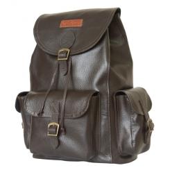 Вместительный кожаный рюкзак из натуральной кожи от Carlo Gattini, арт. 3016-04