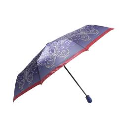 Зонт женский классический с автоматическим складным механизмом от Fabretti, арт. S-16101-7