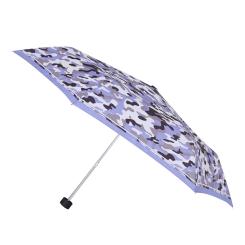 Стильный механический зонт с необычным рисунком, женская модель от Fabretti, арт. MX-16100-7