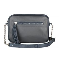 Удобная женская сумка на плечо из натуральной кожи от Avanzo Daziaro, арт. 018 101683