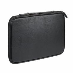 Кожаный чехол для планшетов 9.7 закрывающийся на молнию от Picard, арт. 8110 black