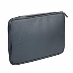 Чехол для планшетов iPad из натуральной кожи закрывающийся на молнию от Picard, арт. 8110 ozean