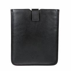 Стильный чехол из натуральной черной кожи для планшетов 9.7 от Picard, арт. 8111 black