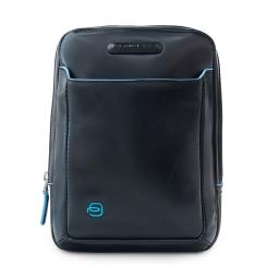 Стильная мужская сумка планшет с одним отделением из натуральной кожи от Piquadro, арт. CA3084B2/N