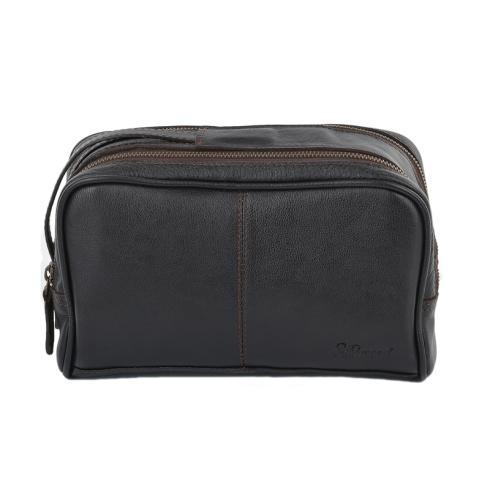 Несессер Ashwood Leather 2012 Dark Brown