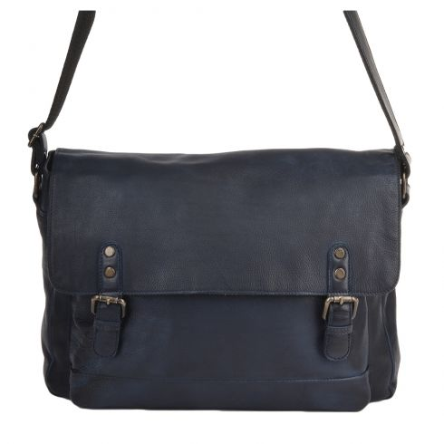 Сумка Ashwood Leather 1336 Navy