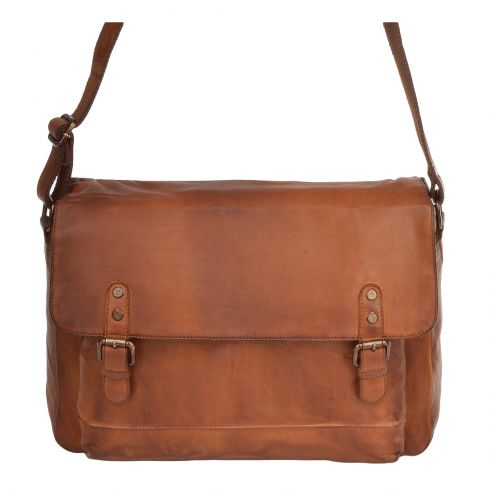 Сумка Ashwood Leather 1336 Tan