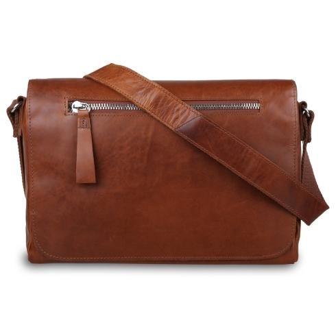Сумка Ashwood Leather 1664 Chestnut