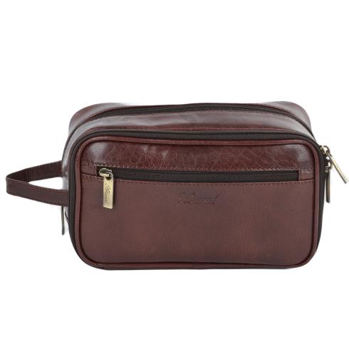 Несессер Ashwood Leather 2080 Cognac