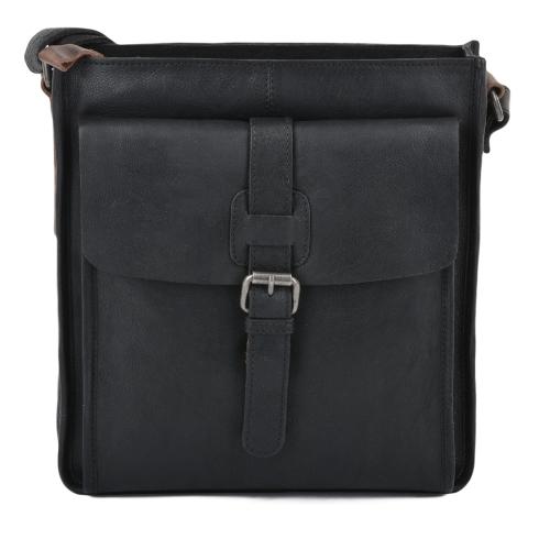 Сумка Ashwood Leather 4552 Black