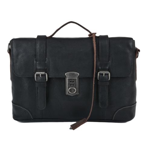 Сумка Ashwood Leather 4553 Black