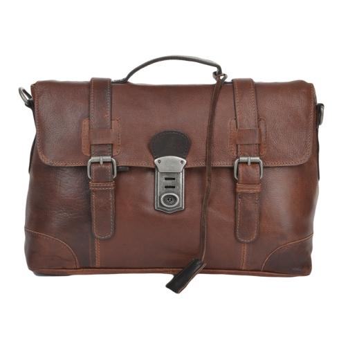 Сумка Ashwood Leather 4553 Tan