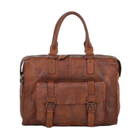 Сумка Ashwood Leather 7997 Rust