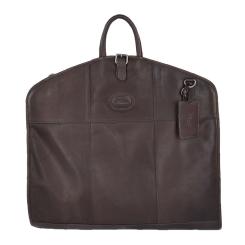Стильный мужской портплед из натуральной кожи, модель коричневого цвета от Ashwood Leather, арт. 8145 Brown