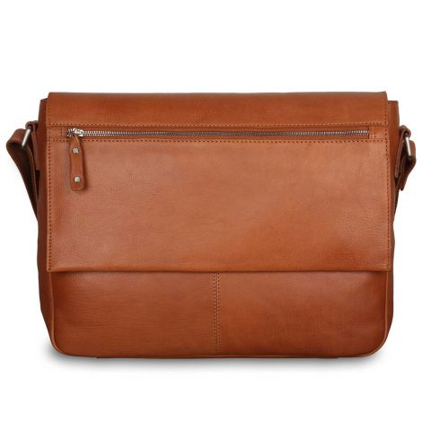 Сумка Ashwood Leather Baker Tan