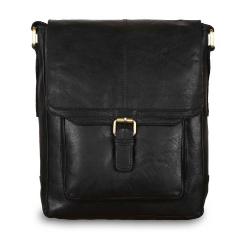 Сумка Ashwood Leather G-32 Black