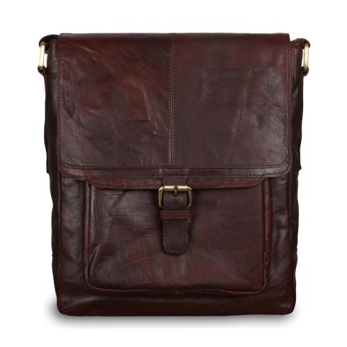 Сумка Ashwood Leather G-32 Brandy