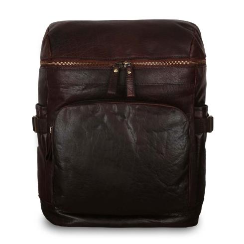 Мужской рюкзак Ashwood Leather G-35 Brandy