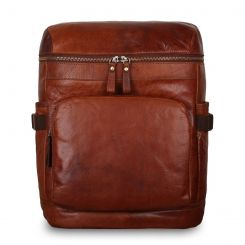 Рюкзак Ashwood Leather G-35 Tan