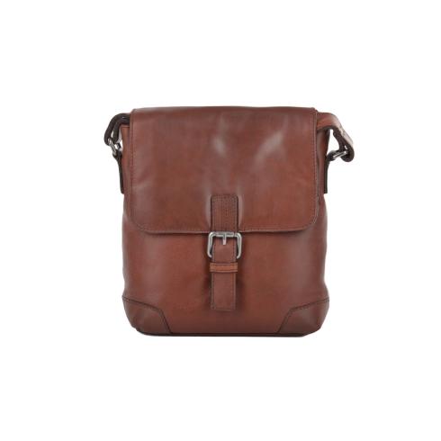 Мужская сумка Ashwood Leather Jack Tan