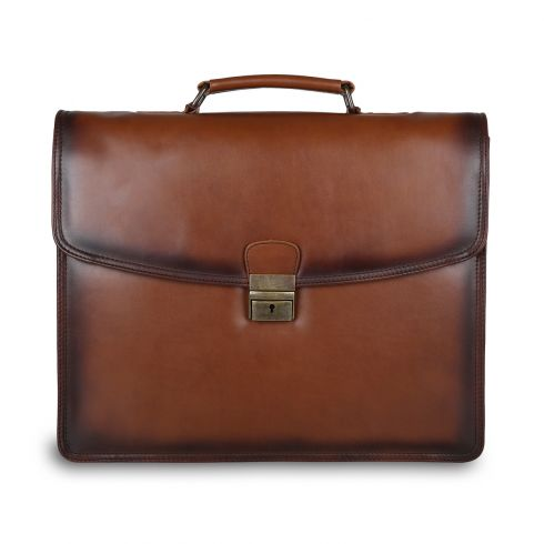 Портфель Ashwood Leather Orlando Tan