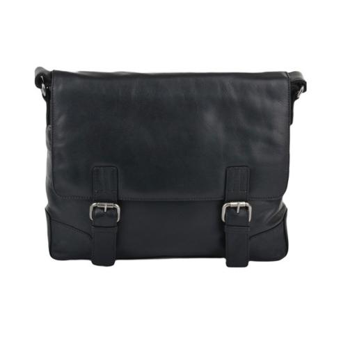 Сумка Ashwood Leather Oscar Black