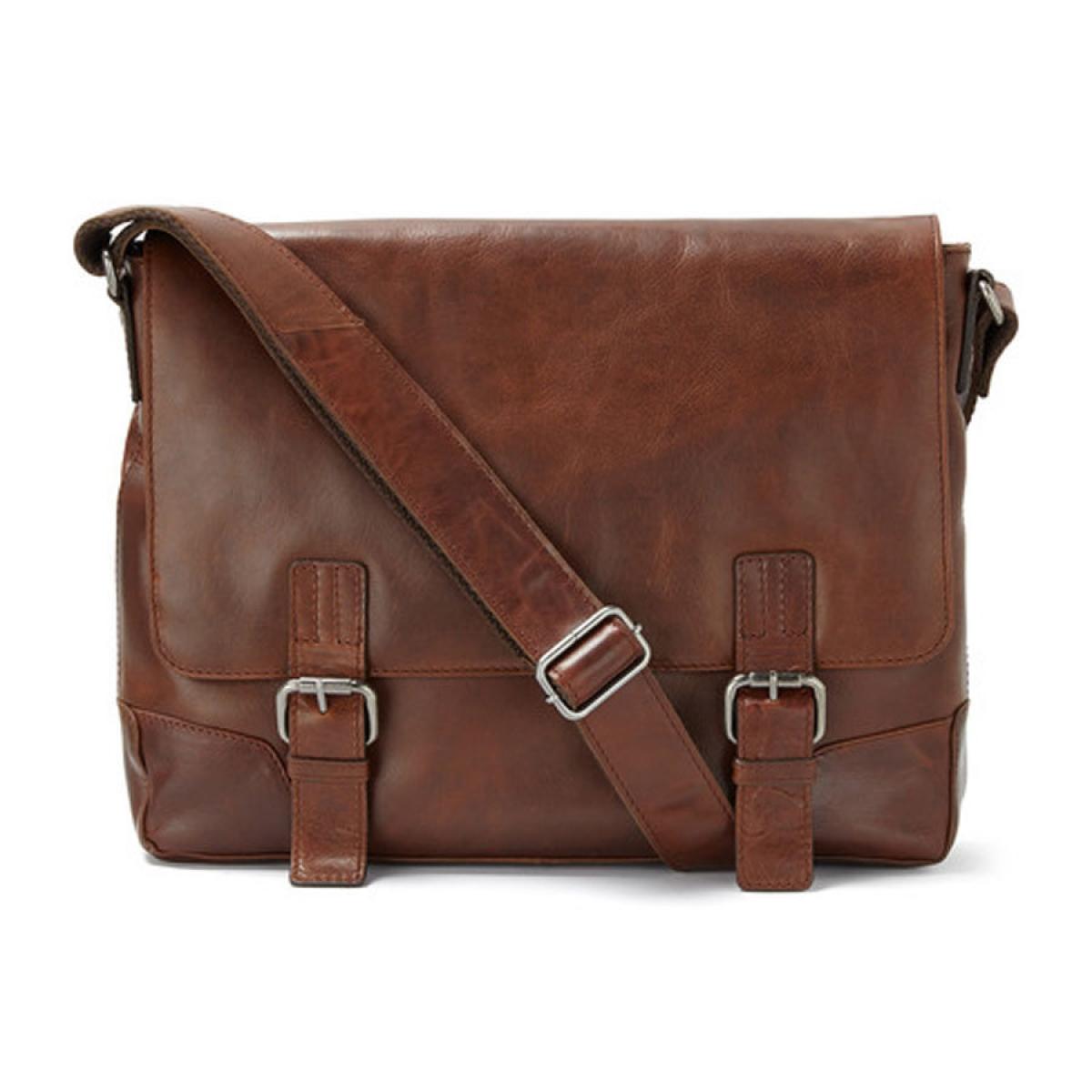 7bccb94b16c7 Мужская сумка Ashwood Leather Oscar Tan, в наличии - купить в ...