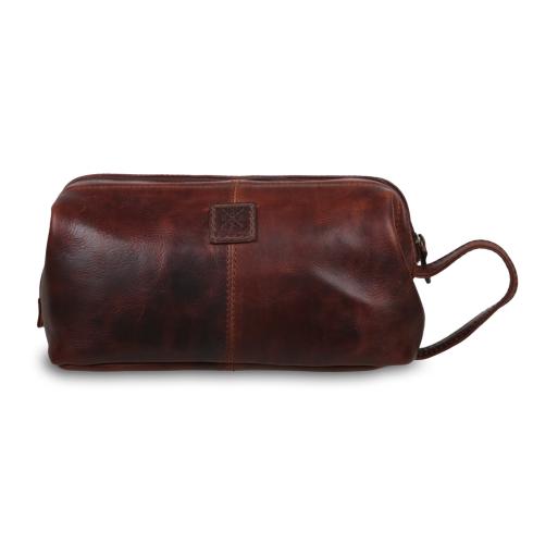 Несессер Ashwood Leather Seb Vintage Tan