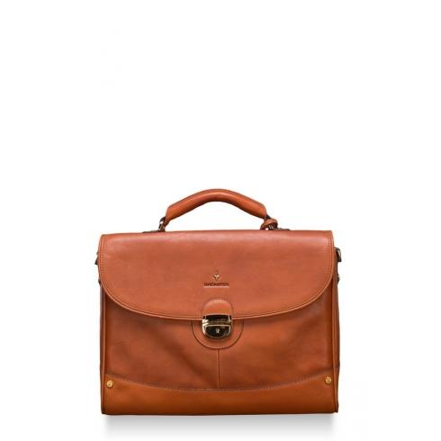 Портфель Backster 12038 tan