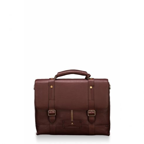 Портфель Backster 12042 brown