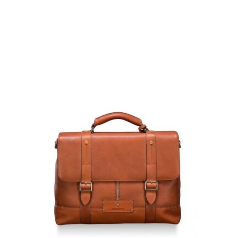 Портфель Backster 12042 tan