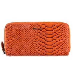 Женский кошелек Barkli 00031-A311 orange Br