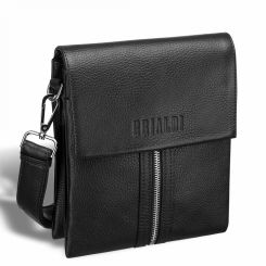 Сумка Brialdi Grand Campi relief black