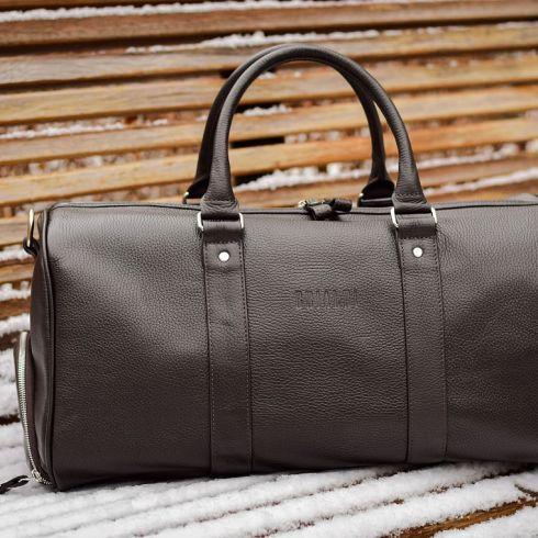 Сумка Brialdi Troy relief brown