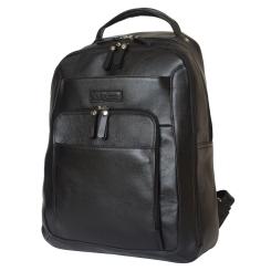 Мужской рюкзак Carlo Gattini Classico Monfestino 3034-01 black