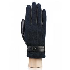 Мужские перчатки Eleganzza IS90900 black/navy