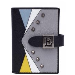 Визитница Eleganzza Z6221-860 multicolor-black