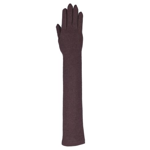 Перчатки Fabretti D2017-4-coffe