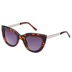 Солнцезащитные очки в форме кошачьего глаза от итальянского бренда от Fabretti, арт. J173961-2G