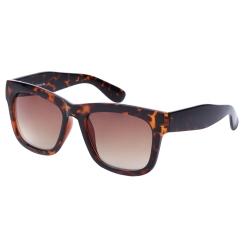 Солнцезащитные очки прямоугольной формы с принтом от итальянского бренда от Fabretti, арт. J174517-1G