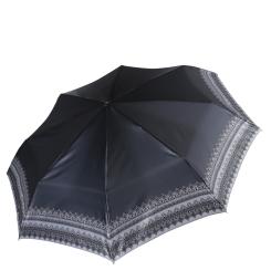 Автоматический зонт с облегченной конструкцией, купол из сатина от Fabretti, арт. L-17109-12