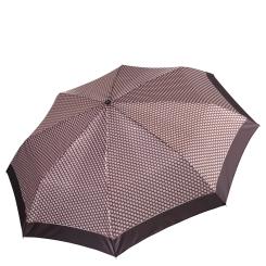 Автоматический зонт с куполом из сатина, ультра легкая модель от Fabretti, арт. L-17109-6