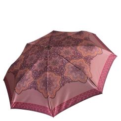Женский зонт автомат, облегченная модель с красивым рисунком от Fabretti, арт. L-17109-8