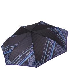 Женский автоматический зонт с красивым и стильным рисунком на куполе от Fabretti, арт. P-17103-5