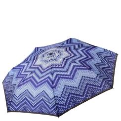 Женский автоматический зонт с красивым и стильным рисунком на куполе от Fabretti, арт. P-17103-6