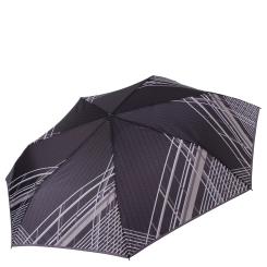 Женский автоматический зонт с красивым и стильным рисунком на куполе от Fabretti, арт. P-17104-12