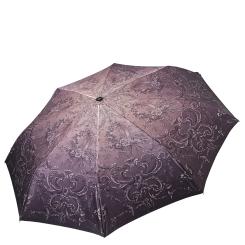 Женский зонт автомат с красивым градиентным узором от Fabretti, арт. S-17104-8