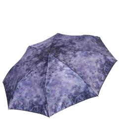 Стильный женский зонт, облегченная модель с красивым принтом от Fabretti, арт. S-17110-3