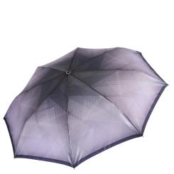 Стильный женский облегченный зонт с красивым рисунком от Fabretti, арт. S-17110-9
